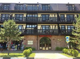 Отель Шале-Прованс