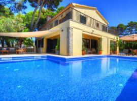 Villa Oblada, Can Pastilla (Coll d'en Rebassa yakınında)