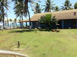 Casa Azul Beach House - Busca Vida, Camaçari (Abrantes yakınında)