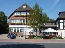 Akzent Hotel Zur Wasserburg, Harpstedt (Groß Köhren yakınında)