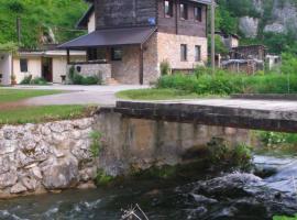 House Marijan, Плитвицкие озёра (рядом с городом Растовача)