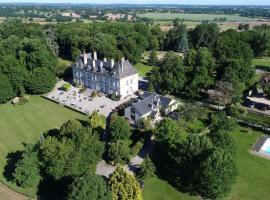 Château d'Ygrande - les Collectionneurs, Игранд (рядом с городом Saint-Aubin-le-Monial)