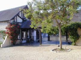 La Grange de Richemont, Lachapelle-Saint-Pierre (рядом с городом Neuilly-en-Thelle)