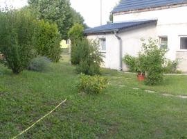 Ferienwohnung Eulitz, Peickwitz (Hosena yakınında)