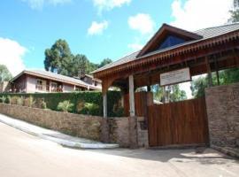 Hotel Pousada Mata Nativa, Passo Fundo (Tapejara yakınında)