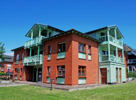 Appartement mit Balkon und Seeblick, Neuensien