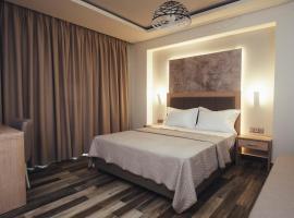 Psili Ammos Luxury Rooms, Астрис