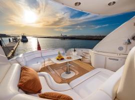 Luxury Yacht Hotel