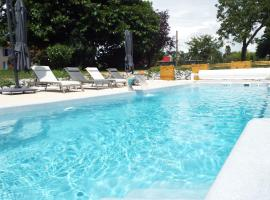 Gîte Villa Jacaranda, Mugron (рядом с городом Toulouzette)