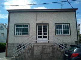 Apartamento Pedras, Вильягарсиа-де-Ароса (рядом с городом Sobrán)