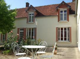 Le Nid des Tourterelles, Le Grand Virey (рядом с городом Roffey)