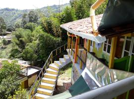 Rivendell Paradise Hotel & Eco Spa, Girardota (Barbosa yakınında)