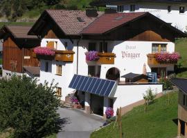 Haus Pinzger, Fendels
