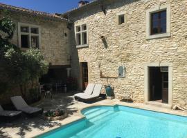 Villa Mon Amour, Сен-Лоран-дез-Арбр (рядом с городом Lirac)