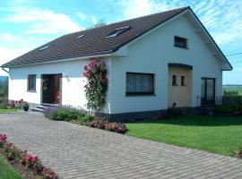 Ferienwohnung Fernblick, Manderfeld (Auw yakınında)