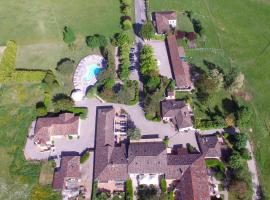 La Ferme Couderc, Pailloles (рядом с городом Castelnaud-de-Gratecambe)