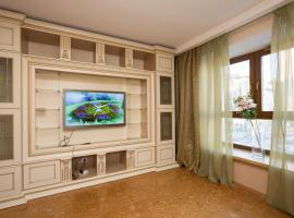 Apartments on Malysheva
