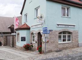 Hotel Bierstübl, Sangerhausen (Wettelrode yakınında)