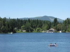 Shawnigan Lake Bed and Breakfast, Shawnigan Lake (Cobble Hill yakınında)