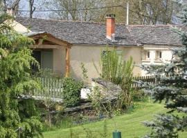 House Au pré vert, Ruèges (рядом с городом Saint-Pierre-de-Trivisy)