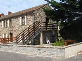 House La castagnal, Jouqueviel (рядом с городом Bor-et-Bar)