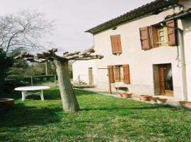 House Gîte de poudis, Poudis (рядом с городом Palleville)