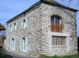 House Le brésil, Saint-Christophe (рядом с городом Saint-André-de-Najac)