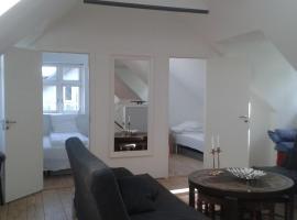 LatterLy Apartments, Voel (Skellerup yakınında)
