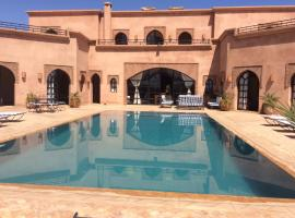 Villa TYCOZ, Marrakesh