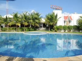 Citrus Hotels Sriperumbudur, Kāndūr (рядом с городом Kanchipuram)