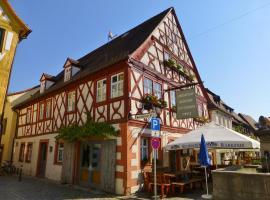 Alte Schmiede, Prichsenstadt