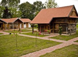 Ekoetno Selo Strug, Krapje (рядом с городом Lonja)