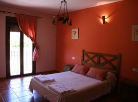 Casa Rural Mirada del Yelmo, Cortijos Nuevos