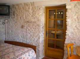 Chambre d'hôte Au col de Cygne, Blanzac-lès-Matha (рядом с городом Prignac)