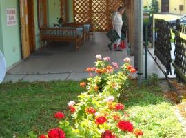 Agg Hársfa Panzió Étterem, Doboz (рядом с городом Bélmegyer)