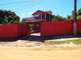 Pousada Rio e Mar, Massarandupio (Água Comprida yakınında)