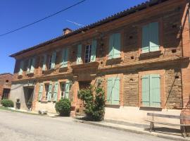 La maison du Maître, Saint-Loube-Amades