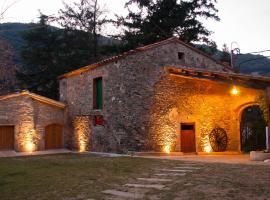 Sant Roc, Montseny