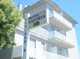 Hotel Astoria, Ravenna
