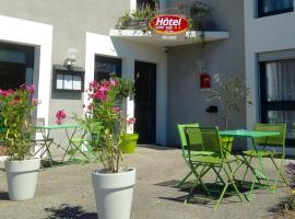 Hotel Coté Sud, Saint-Péray