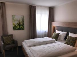 Hotel Kronprinz, Kulmbach (Mainleus yakınında)