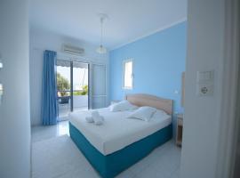 Dimitra Apartment Hotel, Скафидия