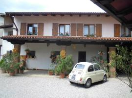 B&B Emma, Torreano