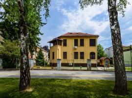 Vila Regina apartments, Karlovac