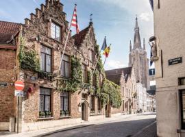 Hotel De Castillion - Small elegant hotel, Bruges