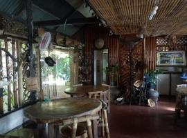 Dayon Kamo Lodge