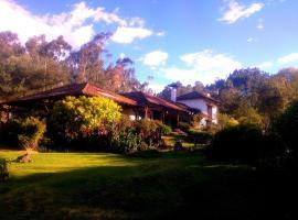 Hosteria Caballo Campana, Cuenca (Arrayán yakınında)