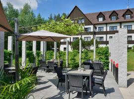 Hotel Sonnenhof, Pleinfeld (Ettenstatt yakınında)