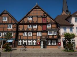 Hotel Gundelfinger Alter Markt, Dannenberg (Damnatz yakınında)
