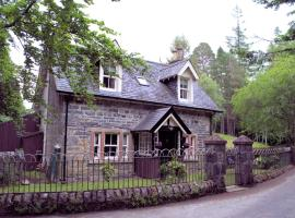 West Lodge - Strathconon, Bridgend